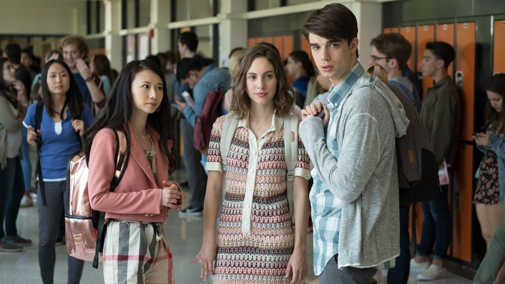 romantische young adult films op netflix