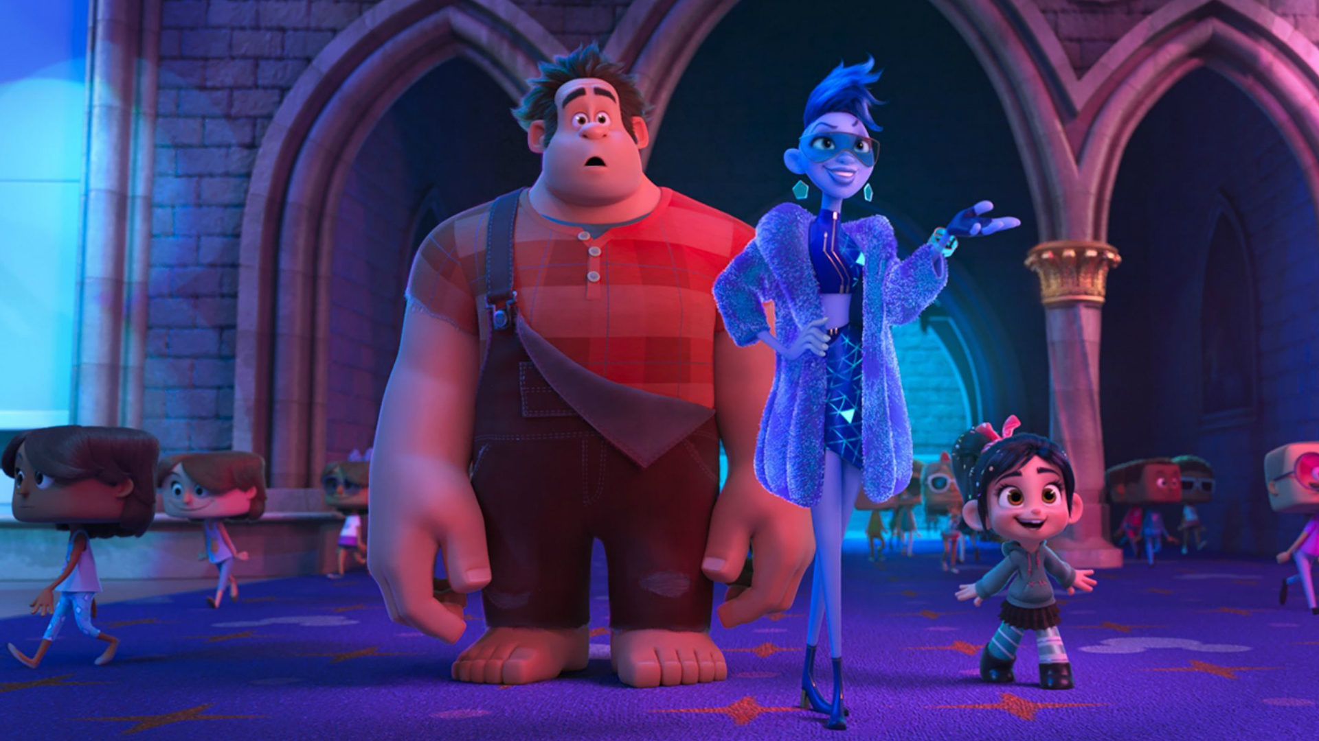 nieuwe Ralph Breaks the Internet trailer