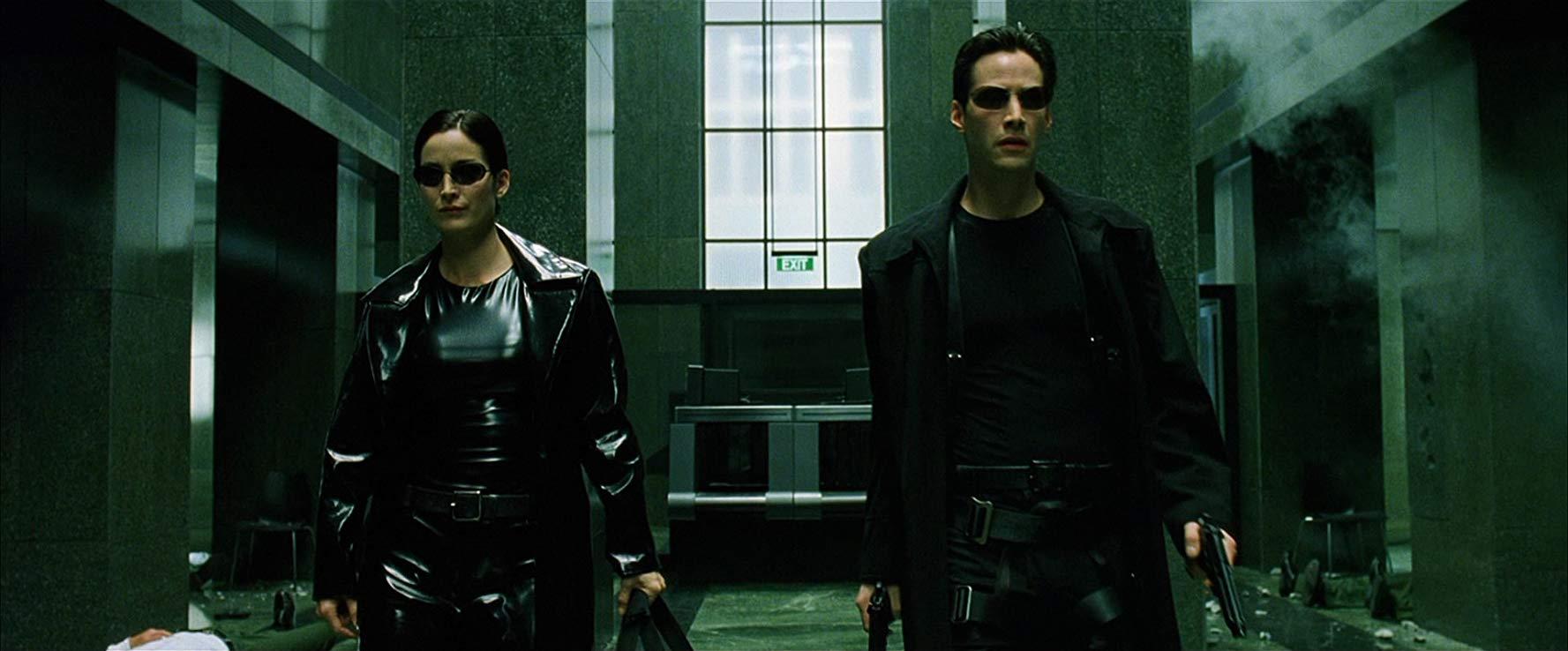 The Matrix 4               The Matrix 4            The Matrix 4