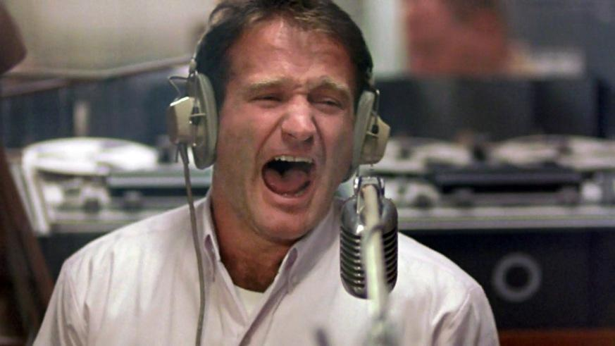 Robin Williams films