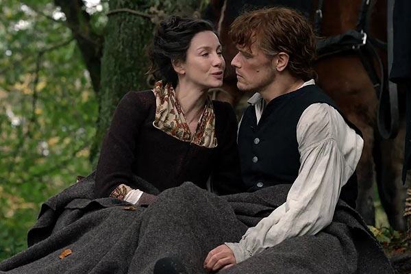 Outlander seizoen 4 trailer