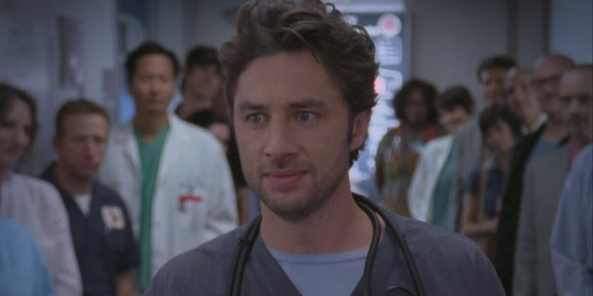 Scrubs film                         Scrubs film
