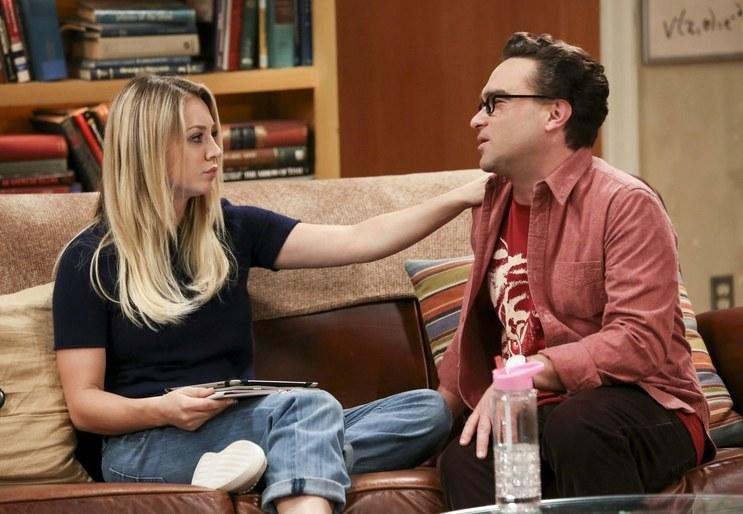 Sheldon en Penny dating in het echte leven