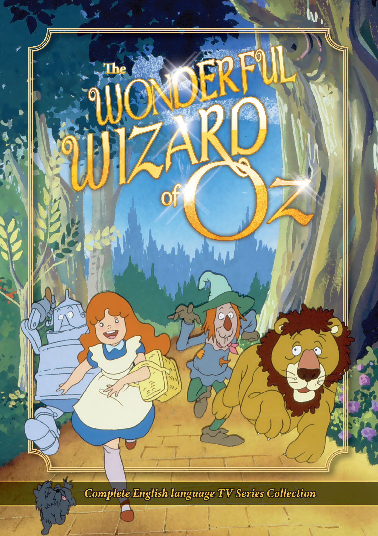 The Wonderful Wizard of Oz serie