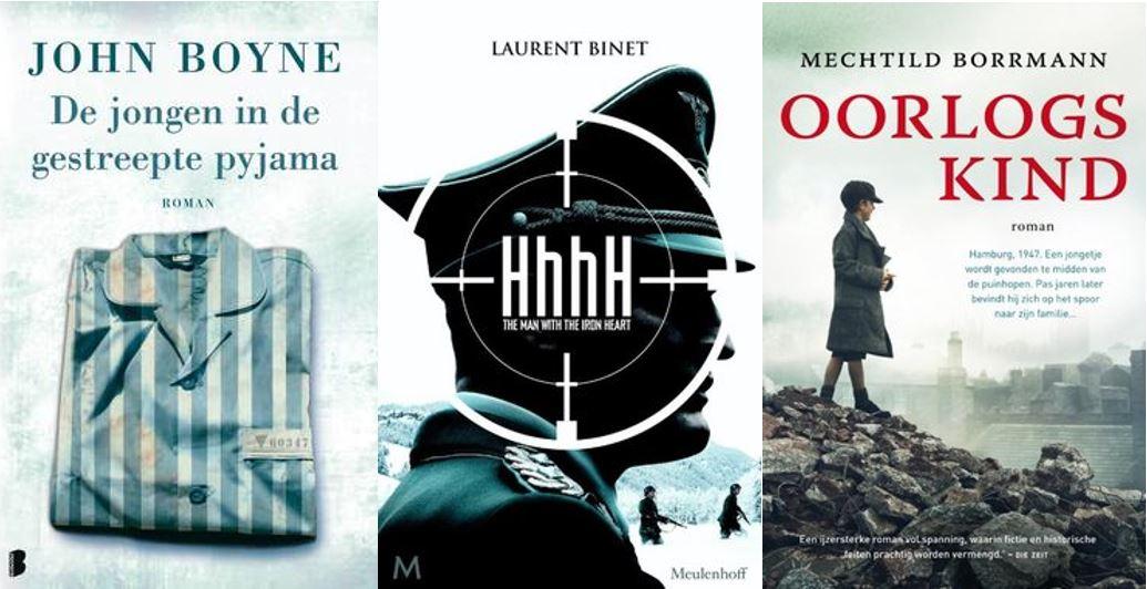 Betere Indrukwekkende boeken over de Tweede Wereldoorlog - Chicklit YU-81
