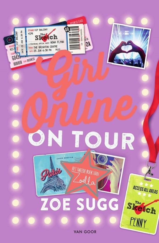 Image result for girl online on tour nederlands