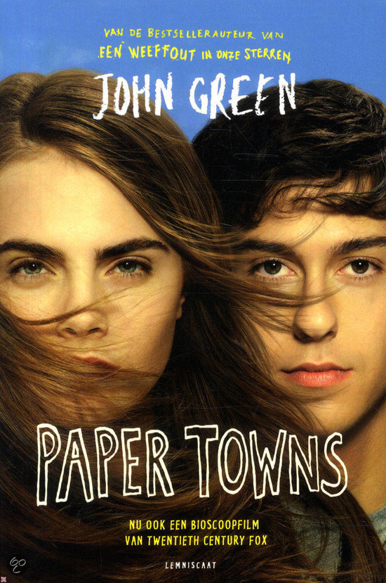 Can Paper towns john green apologise, but