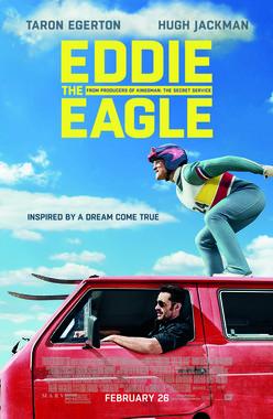 Recensie: Eddie The Eagle - Chicklit